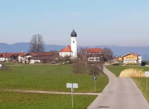 Traumlage und Bergsicht im Chiemgau!