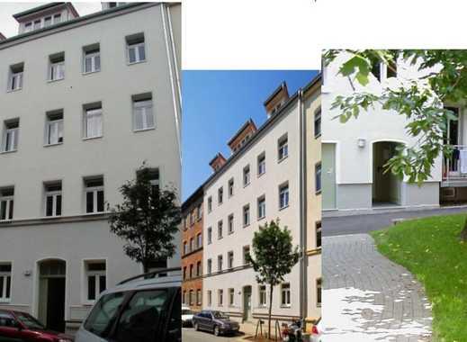 *schöne Stadtwohnung mit Balkon ins Grüne, City u. Hauptbahnhof nur 8 Min. zu Fuß