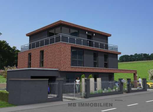 Bauhausstil in MG-Bonnenbroich, inkl. Grundstück, Fußbodenheizung, Rollläden, schlüsselfertig