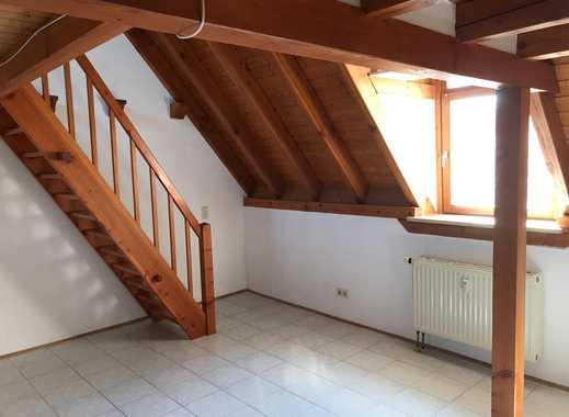 Gepflegte 2-Zimmer-Maisonette-Wohnung mit EBK in Rümmingen