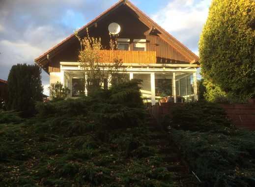 Freistehendes Einfamilienhaus mit Doppelcarport/Kamin - Peppenkum