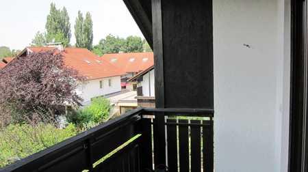 Schöne Dachgeschoßwohnung mit Südbalkon in Rosenheim-Ost (Rosenheim)