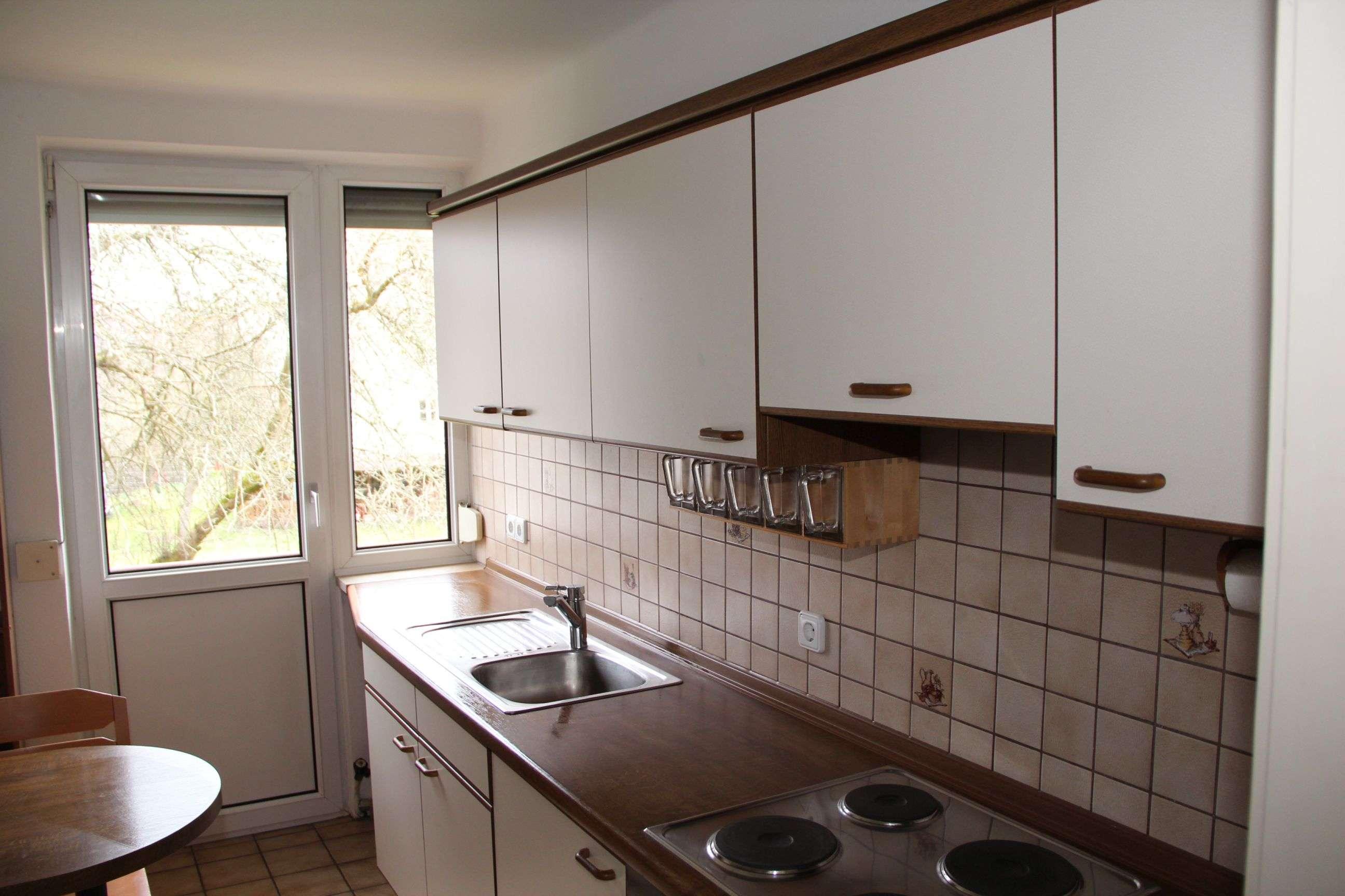 Gepflegte 2-Raum-Wohnung mit Balkon und Einbauküche in Bayreuth in