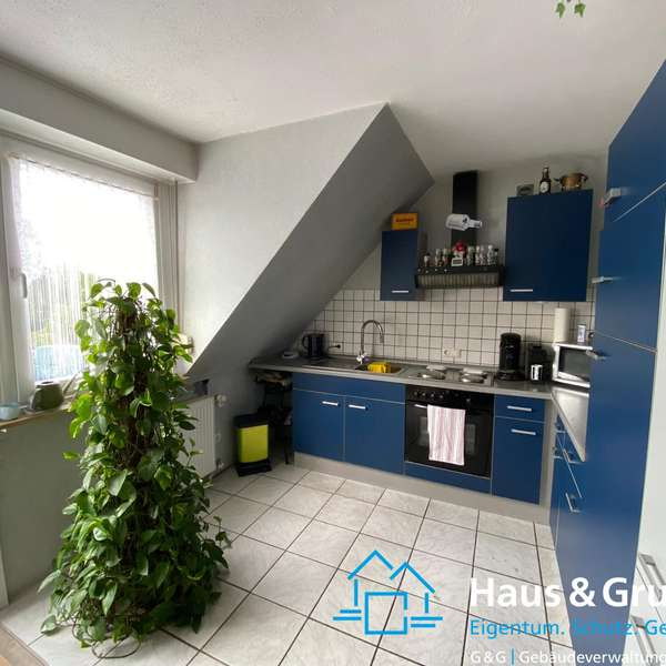 *** helle 2-Zimmer-Wohnung mit Balkon in Eilendorf ***