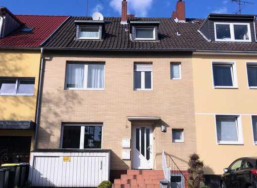 Modernisierte 2-Zimmer-Terrassenwohnung mit alleiniger Gartennutzung in Köln-Longerich