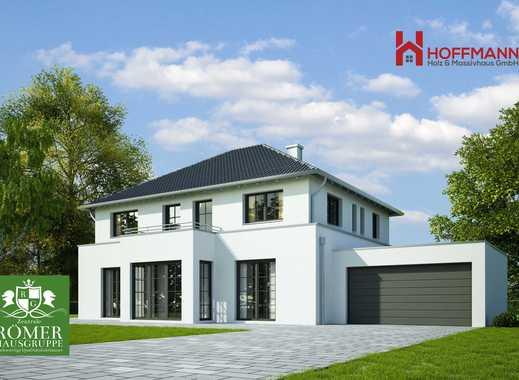 """nach Abriss: top """"Römer""""-EFH, KFW55, schlüsself, incl. schönem Grundstück    Einzug in 8 Monaten!!"""