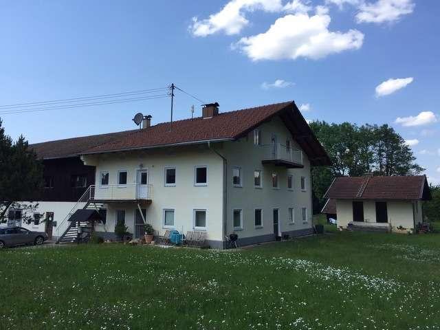 2 Zimmer Werkswohnung teilmöbliert in Ascholding/Dietramszell
