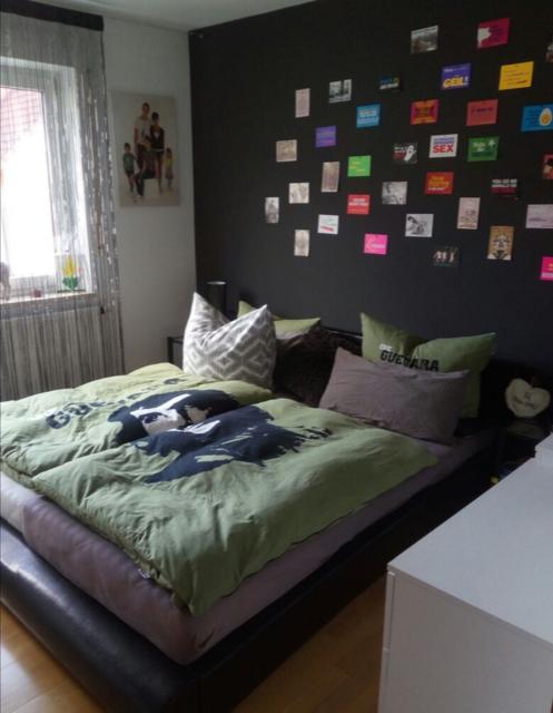 Gepflegte Wohnung mit drei Zimmern und Balkon in Lichtenfels (Kreis) in Lichtenfels
