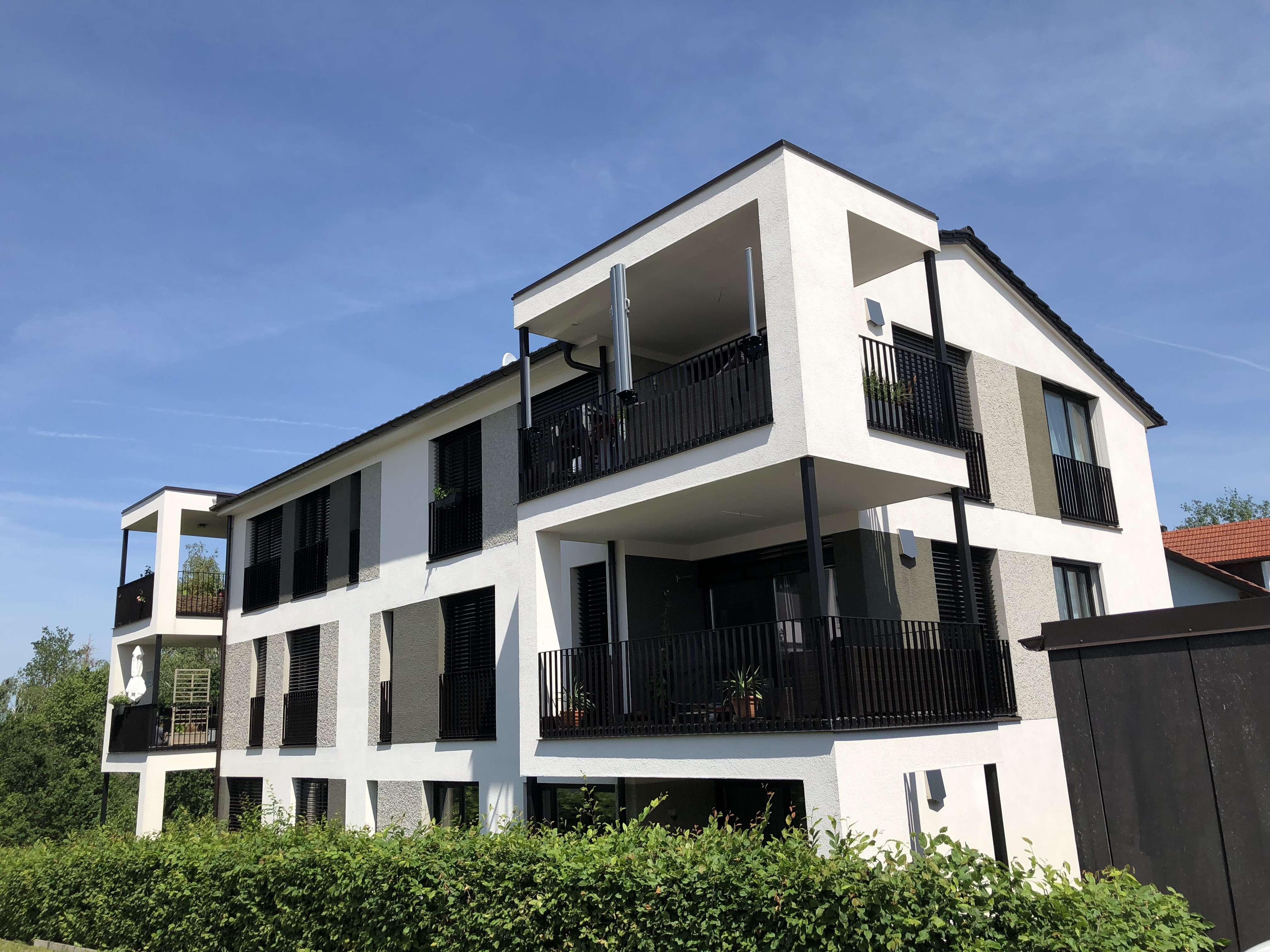 Neuwertige 3-Zimmer-Wohnung mit Balkon und EBK in Passau - Hacklberg in Hacklberg (Passau)