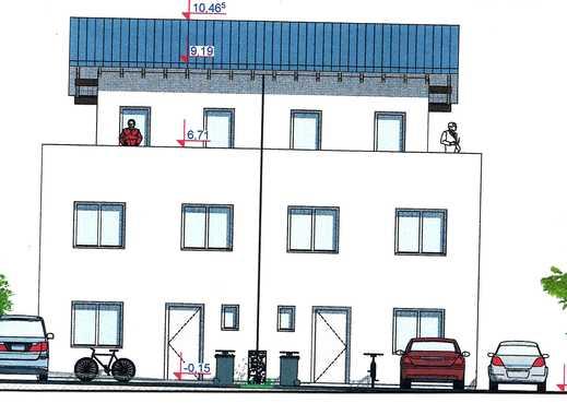 Exclusive Doppelhaushälfte mit Dachterrasse in Solms-Oberbiel !