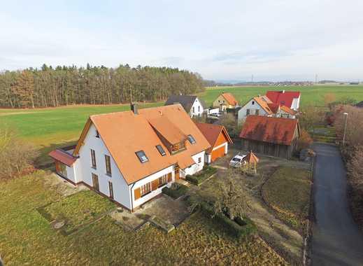 Einmaliges Anwesen mit luxuriösem Landhaus und ca. 9.819 m² Grundbesitz, auch für Pferdeliebhaber!
