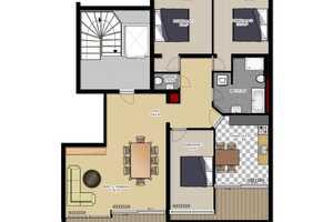 4.5 Zimmer Wohnung in Heidelberg
