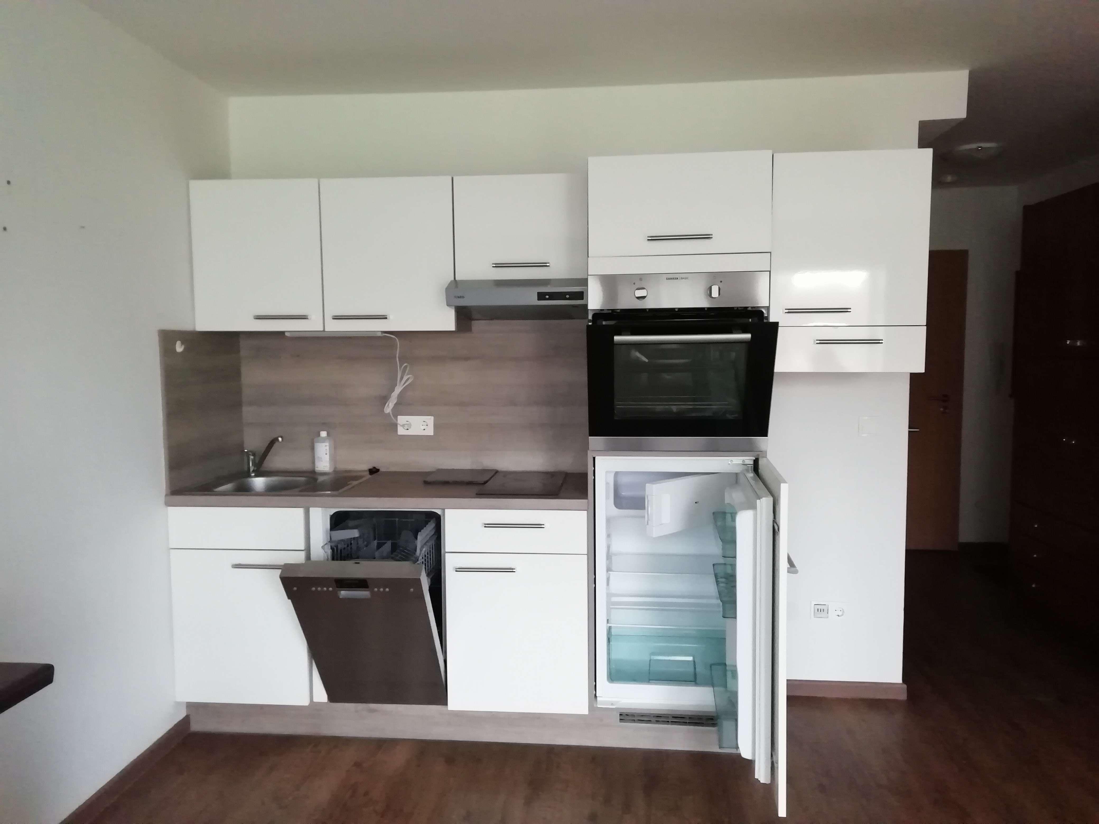 1-Zimmer-Wohnung mit Terasse & EBK in Kranzberg für Menschen ab 50 Jahre in