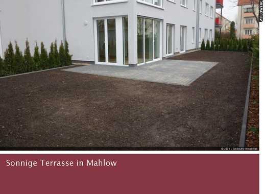 Sonnige, barrierefreie Terrassen-whg mit gr. Garten! Besichtigung: Sa., 30.03. / 12:00 Uhr