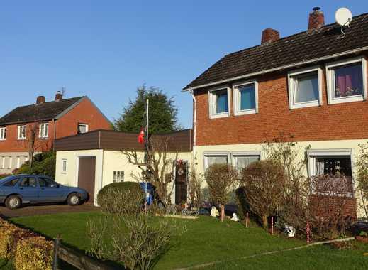 Doppelhaushälfte mit Einliegerwohnung in Ofenerdiek, Provisionsfrei