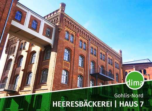 ERSTBEZUG   Heeresbäckerei   Haus 7   Fehmarnstr. 13-15-17   Gartenanteil   Balkon   Duschbad
