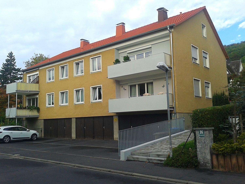 Dreizimmerwohnung(5/7) mit Balkon in Bad Kissingen