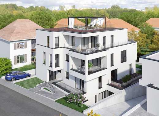 Exklusive 5-Zimmer-Neubauwohnung in Heidelberg-Handschuhsheim - Erstbezug
