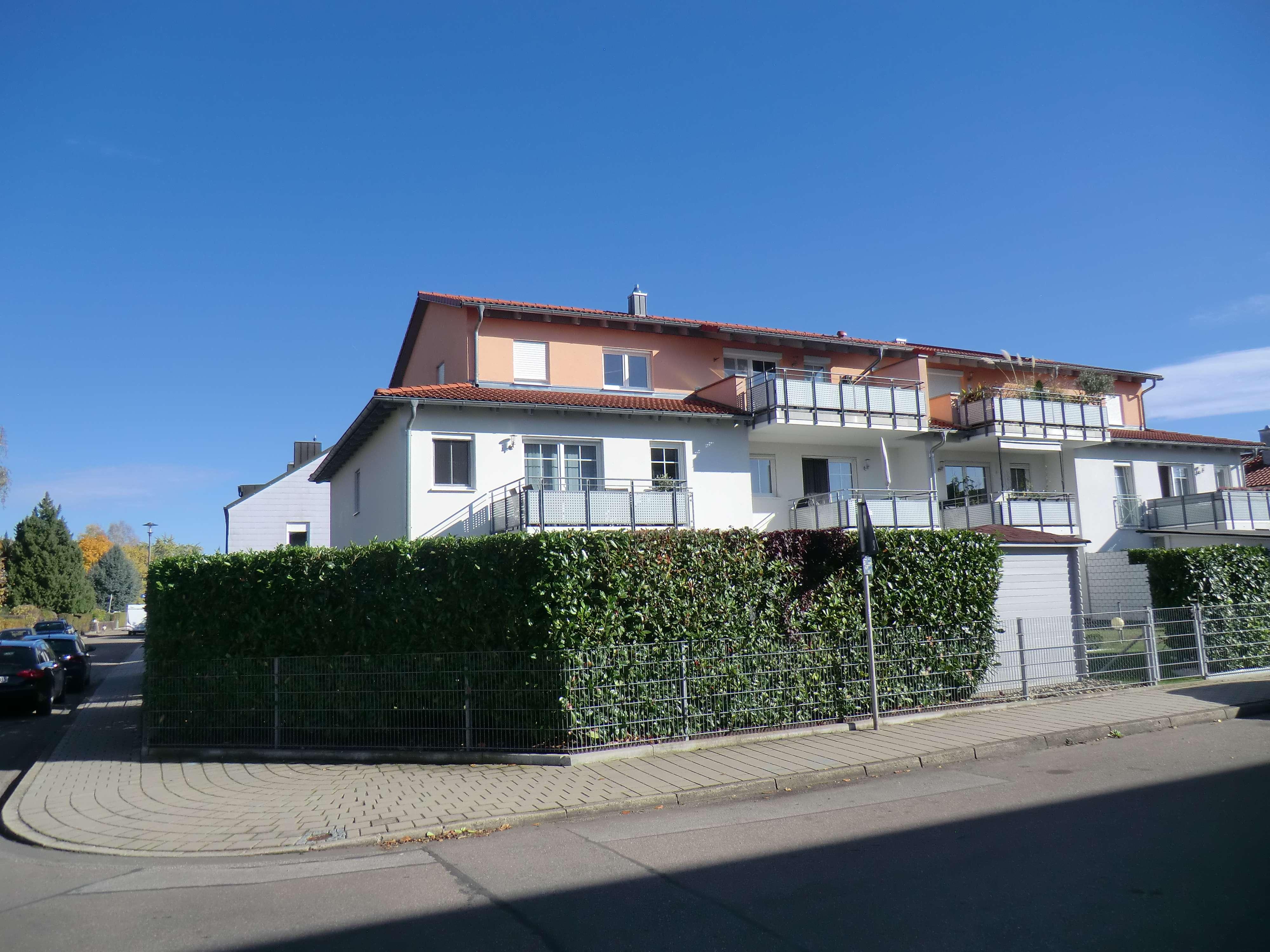 Gepflegte 2-Zimmer-Wohnung mit Balkon in Oberhaunstadt in Oberhaunstadt (Ingolstadt)