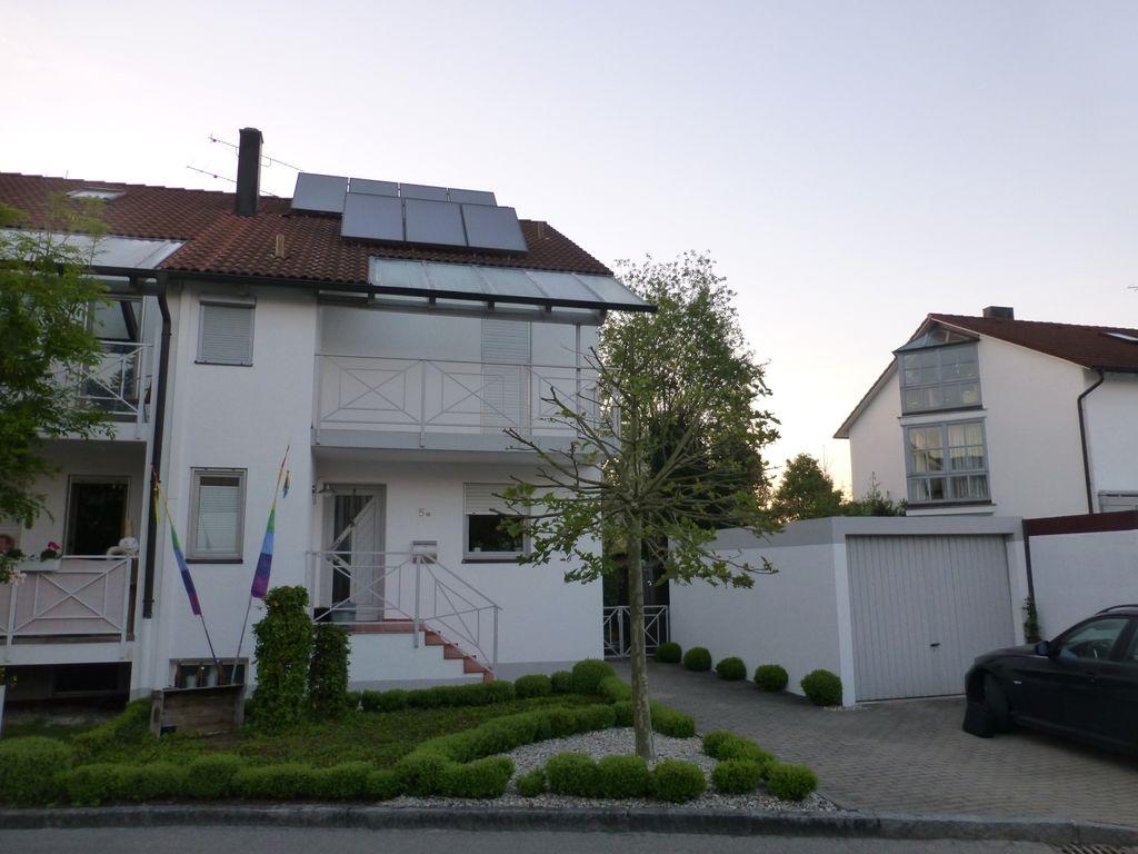 PROVISIONSFREI - Schmucke DHH in Landshut / Münchnerau ...