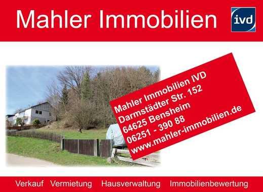 Bauen im Dorfidyll Bensheim Gronau – Baugrundstück für Einfamilienhaus