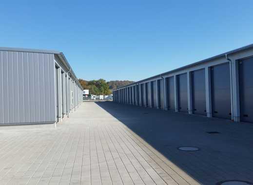 NEUE XL Großraumgaragen im Mannheimer Industriegebiet - Neubau
