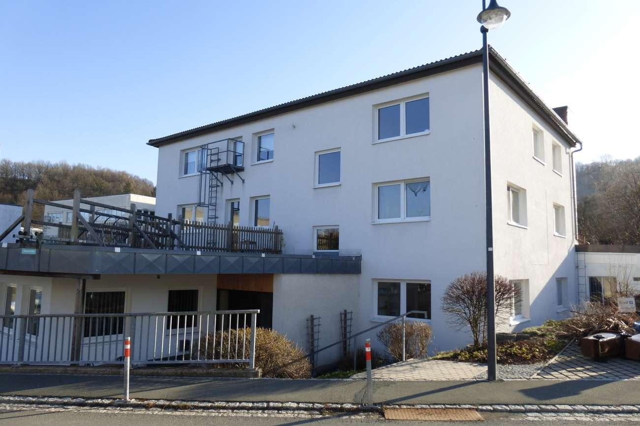 5-Zimmer-Wohnung mit Dachterrasse im Luftkurort Wirsberg in Neuenmarkt