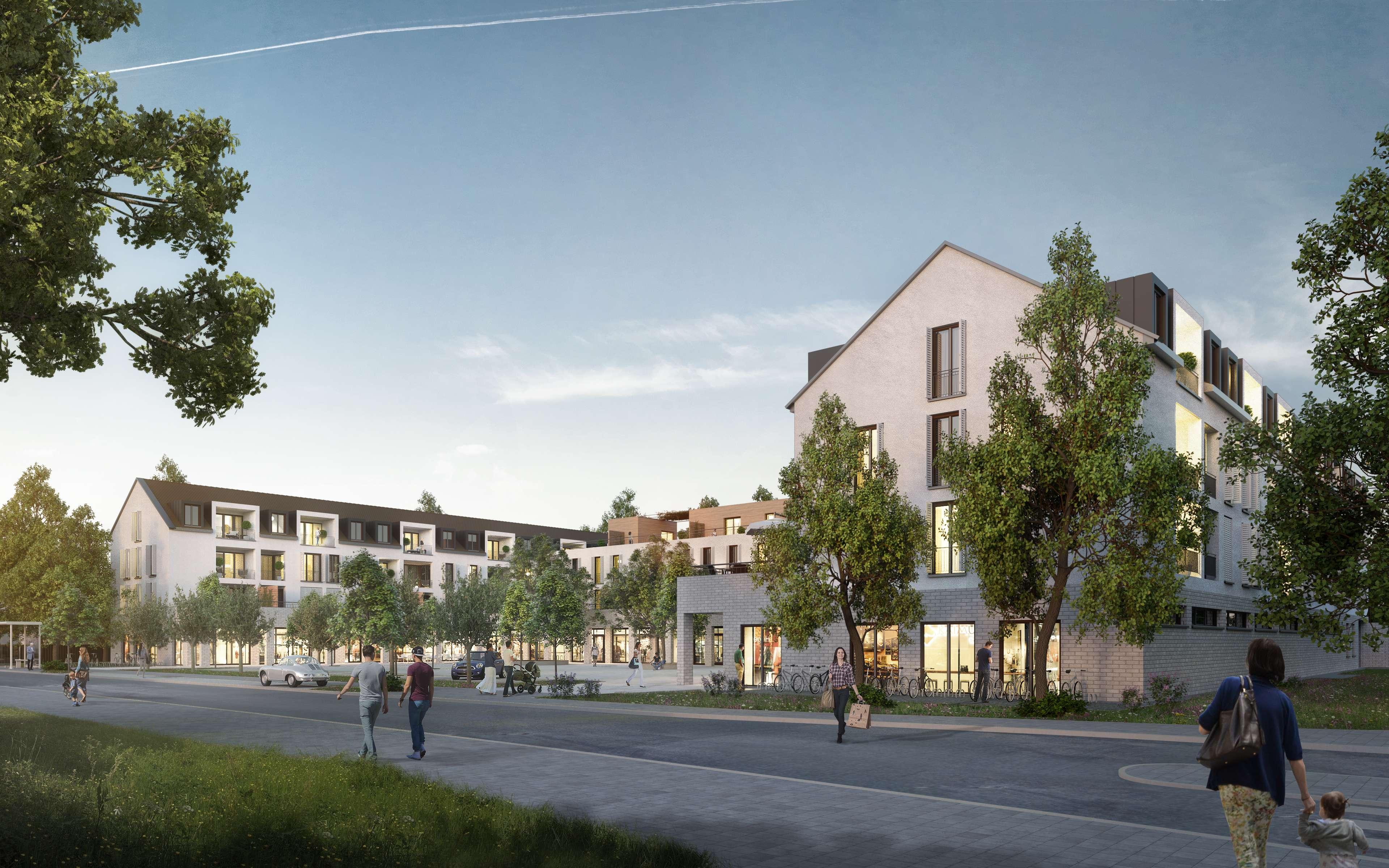Erstbezug! Luxuriöse 4-Zi-Wohnung mit Dachterrasse AB SOFORT zu vermieten in Obergiesing (München)