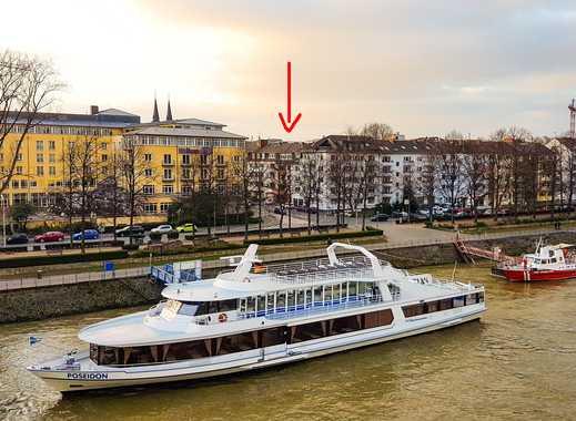 Loft am Rhein - Bonn Zentrum, Erstbezug nach Renovierung