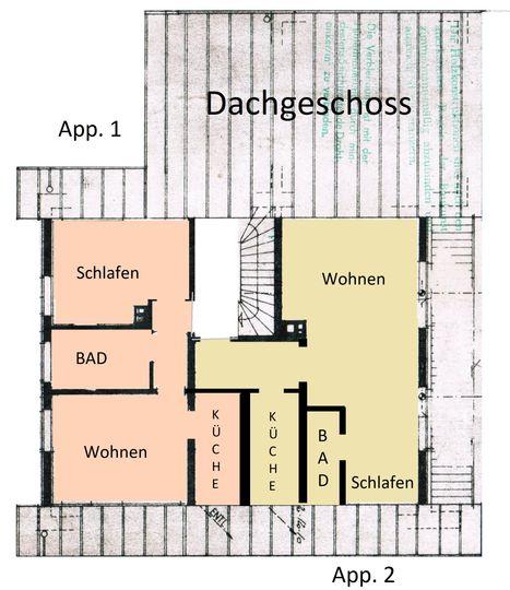 Althaus 1. Etage