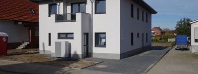 Erstbezug: Ansprechende, helle 2-Zimmer-Wohnung zur Miete in Lübbecke
