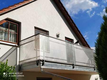 4-Zimmer-Dachgeschosswohnung mit Balkon und EBK in Nördlingen in Nördlingen