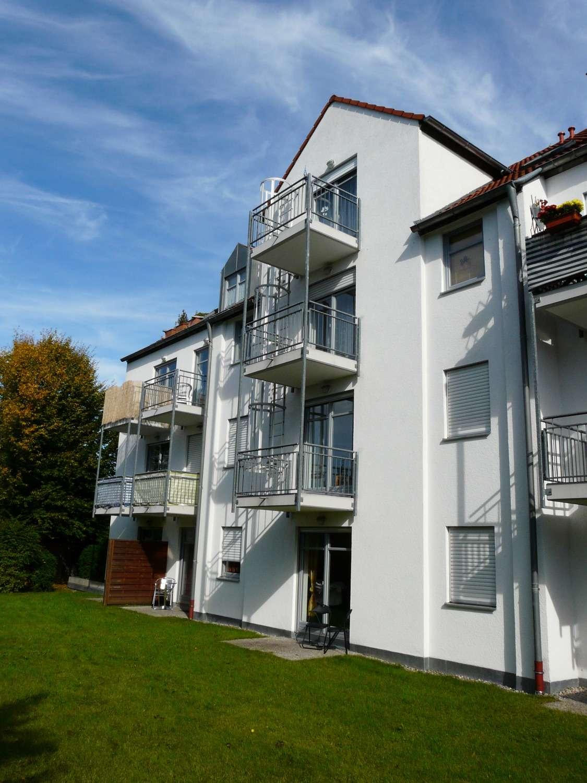 Haunstetten UNINÄHE 1 Zi. - Appartement mit Balkon und TG in Haunstetten (Augsburg)