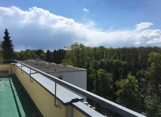 Spektakulärer Ausblick über Krailling & höchst mögliche Aussicht ++OHNE Makler++