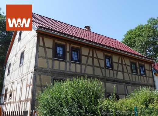 Charmantes Einfamilienhaus in der Barockstadt Gotha