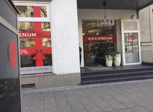 Exclusives Ladengeschäft direkt am Kurfürstendamm