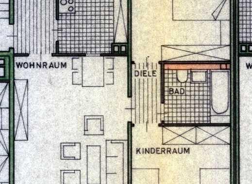 MG-Neuwerk, helle 3 ZKDB, schöner Balkon