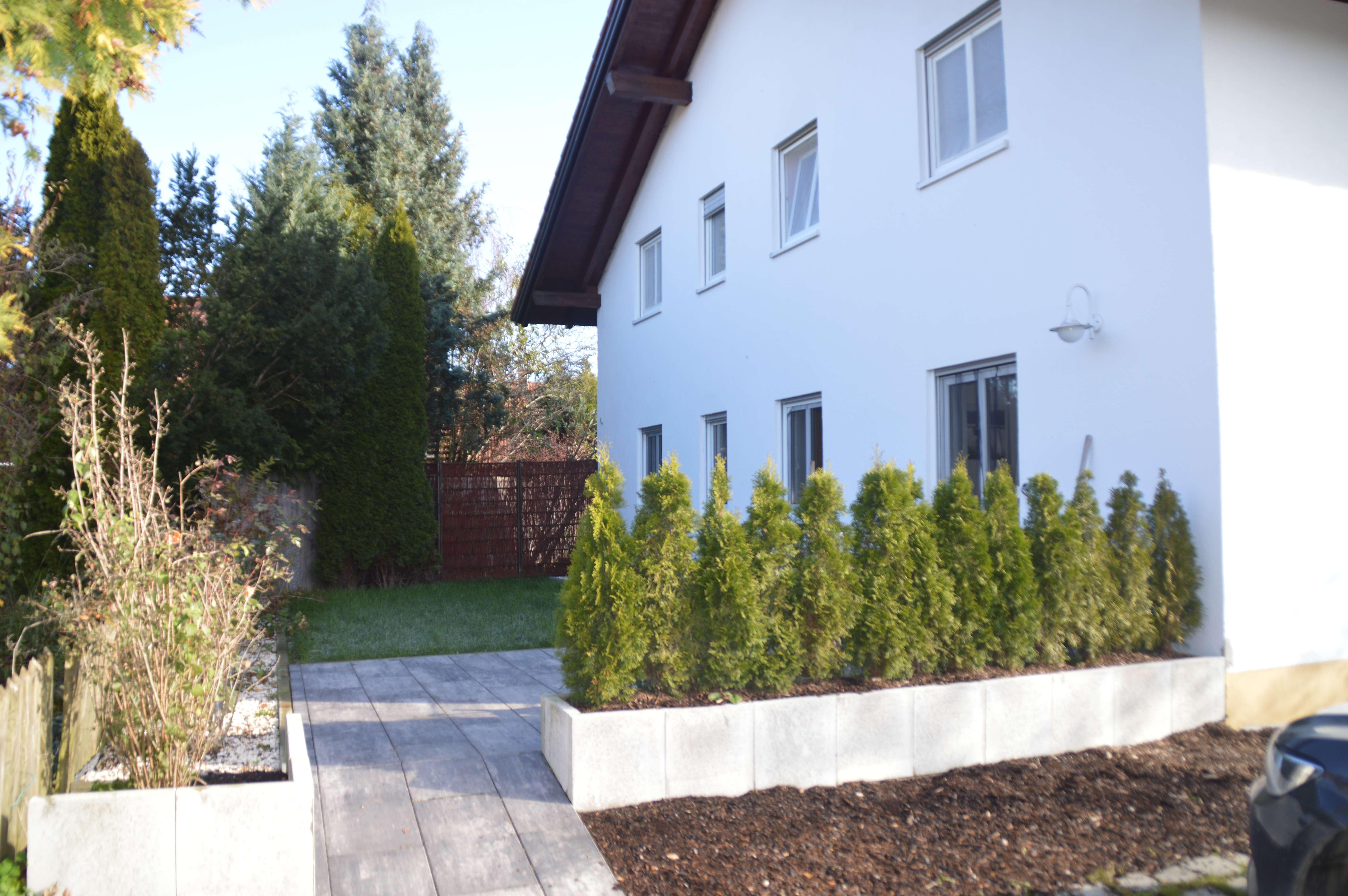 Gepflegte 2-Zimmer-Wohnung mit Terrasse und eigenem Garten in Krugzell in Altusried