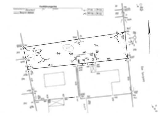 Grundstück/Baulücke  für ein Einfamilienhaus in Kürten-Dürscheid