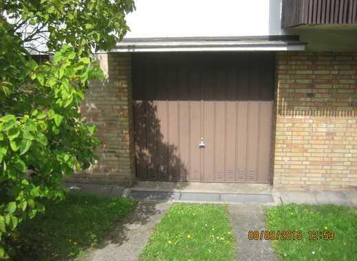 Garage in Groß-Buchholz zu vermieten