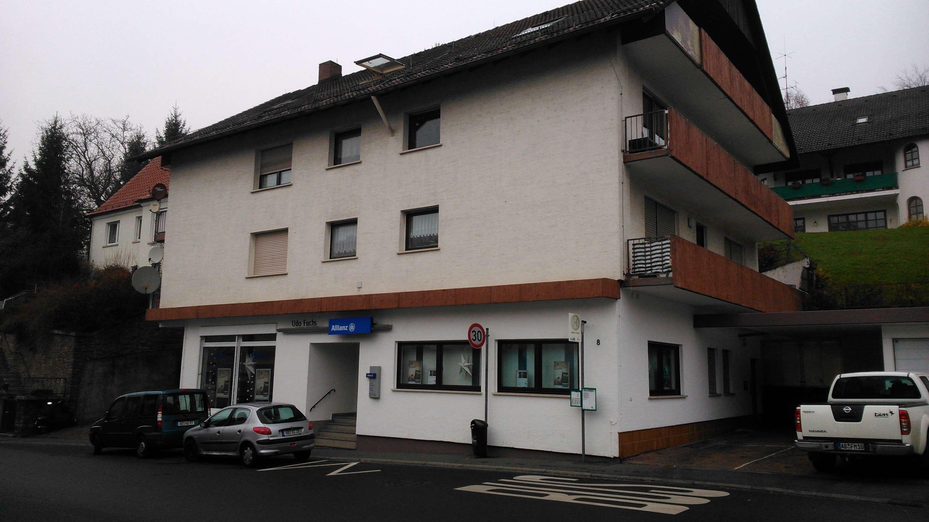2-Zi.-DG-Wohnung mit Balkon und Stellplatz in Aschaffenburg-Gailbach zu vermieten! in Gailbach (Aschaffenburg)