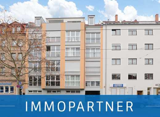 IMMOPARTNER - Moderne 3-Zimmer-Wohnung in zentraler Wohnlage!