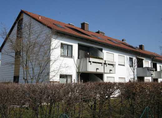 Germering: Sehr attraktive 2-Zi-Wohnung in guter Wohnlage - in der Nähe des neuen Einkaufszentrums
