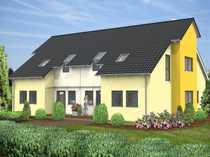 Moderne Doppelhaushälfte in Freising