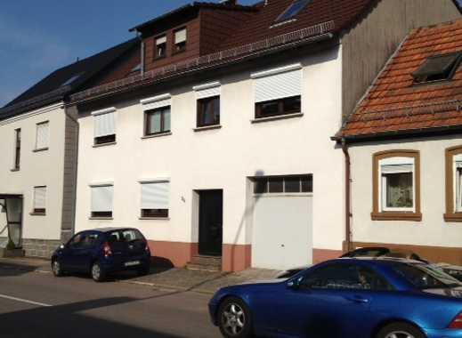 *845*Mehrfamilienhaus*voll vermietet*zentrale Lage*3 ETW*Homburg-Jägersburg*