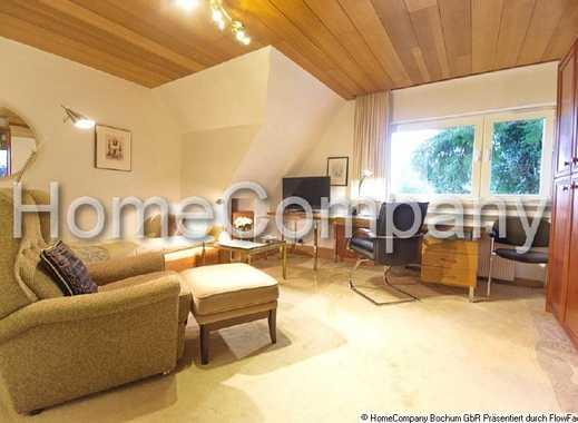 Komplett möbliertes und ausgestattetes Apartment in der Nähe der Ruhr-Universität Bochum, ruhige ...