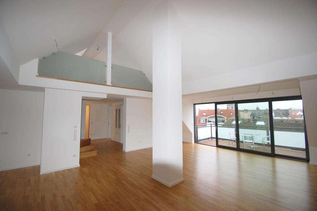 Penthouse-Maisonette-Wohnung mit Galerie im Herzen von Aschaffenburg in Stadtmitte (Aschaffenburg)