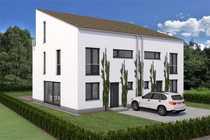 Neubau Kfw-55 Reihenmittelhaus in guter