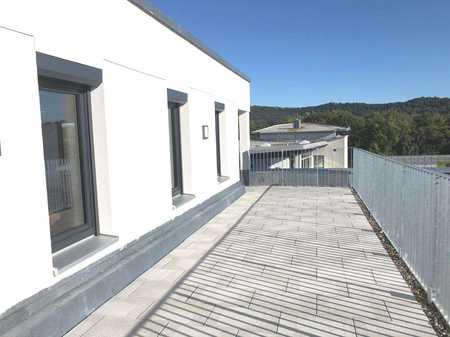 2 Zimmer Wohnung * EBK * Parkettboden + großer Balkon * Neubau Erstbezug in Bertelsdorf (Coburg)