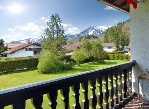 Hessenbichlweg - Rottach/Kreuth - Hochwertige 3-Zimmer-Whg mit Südbalkon